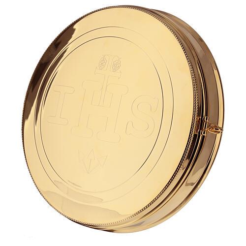 Host box for Magna Host in Golden Brass 1