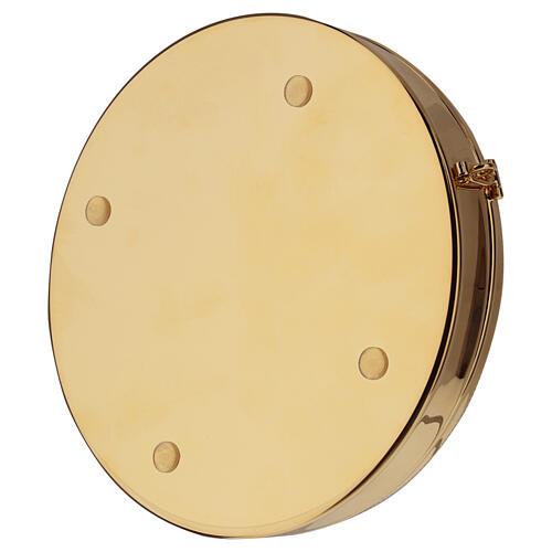 Host box for Magna Host in Golden Brass 2