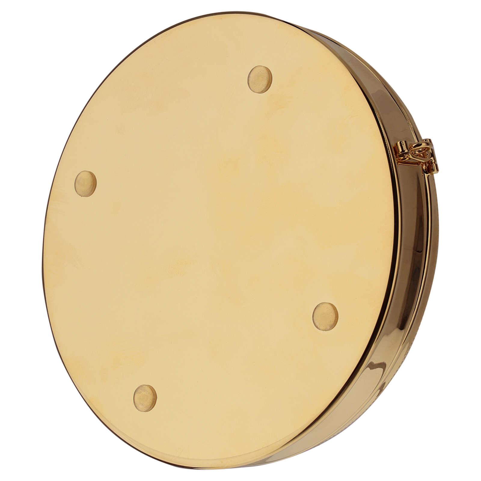 Teca porta Ostia Magna diam. 17 cm 3