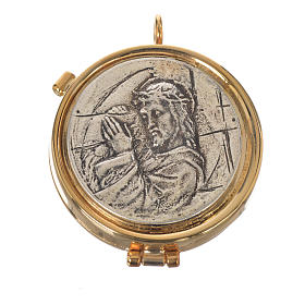 Cyborium Cristo Crucis średnica 5.3 cm s1
