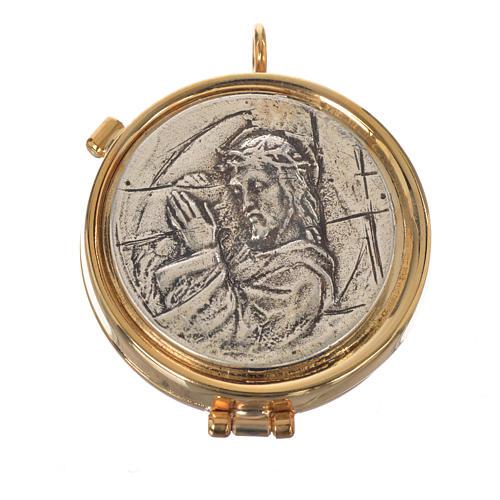 Cyborium Cristo Crucis średnica 5.3 cm 1