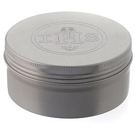 Caixa para hóstias em alumínio s1