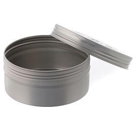 Caixa para hóstias em alumínio s3