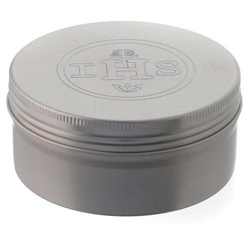 Caixa para hóstias em alumínio 1