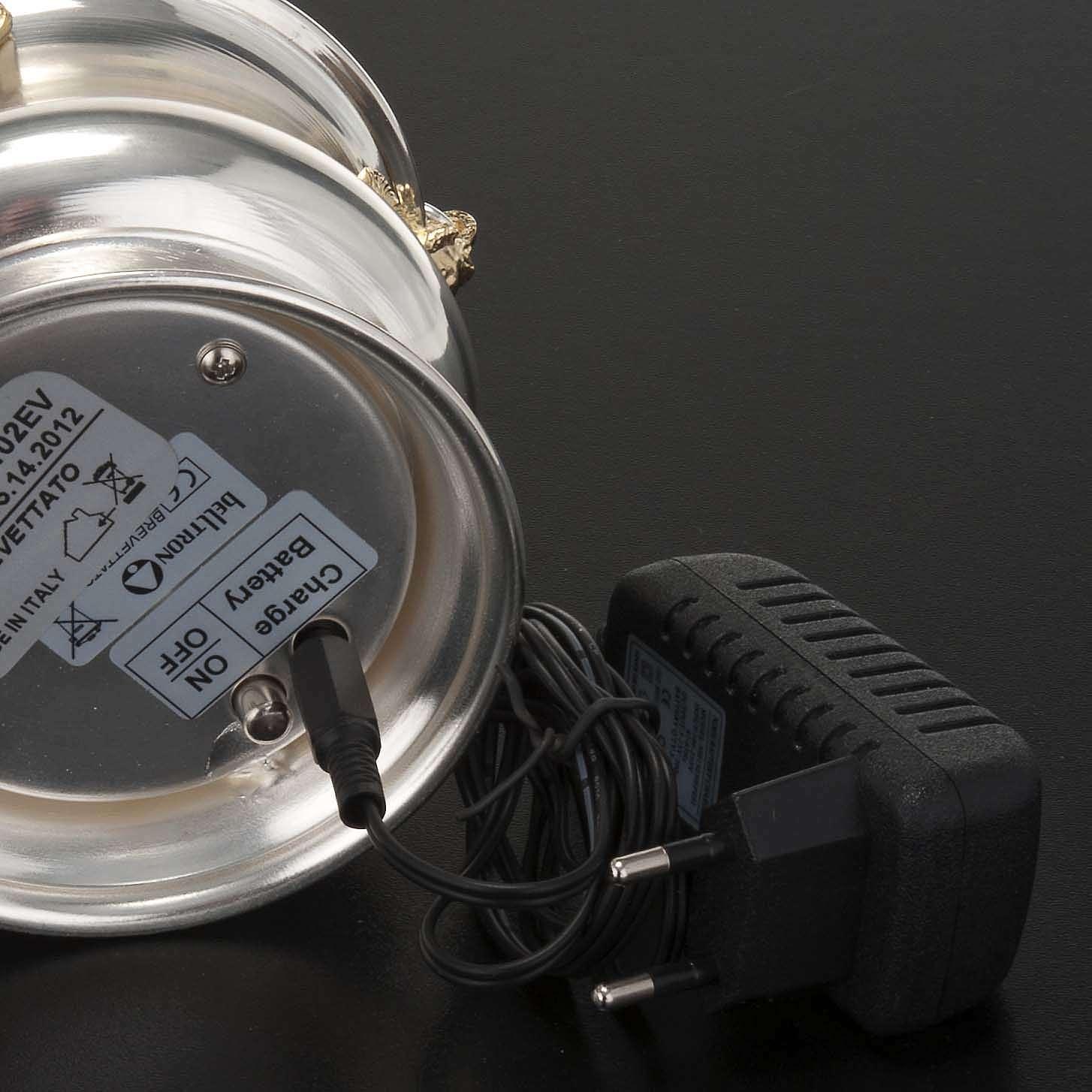 Encensoir avec encensoir électronique et navette 3