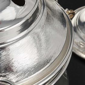 Encensoir avec encensoir électronique et navette s6