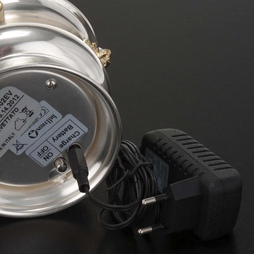 Encensoir avec encensoir électronique et navette 9