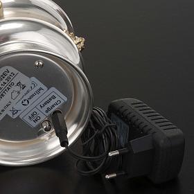 Turibolo con incensiere elettronico e navetta s9