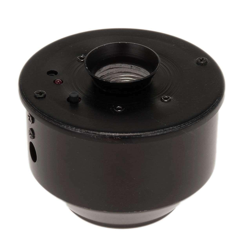 Incensiere elettronico nero per turibolo 7.5X7.5 cm 3