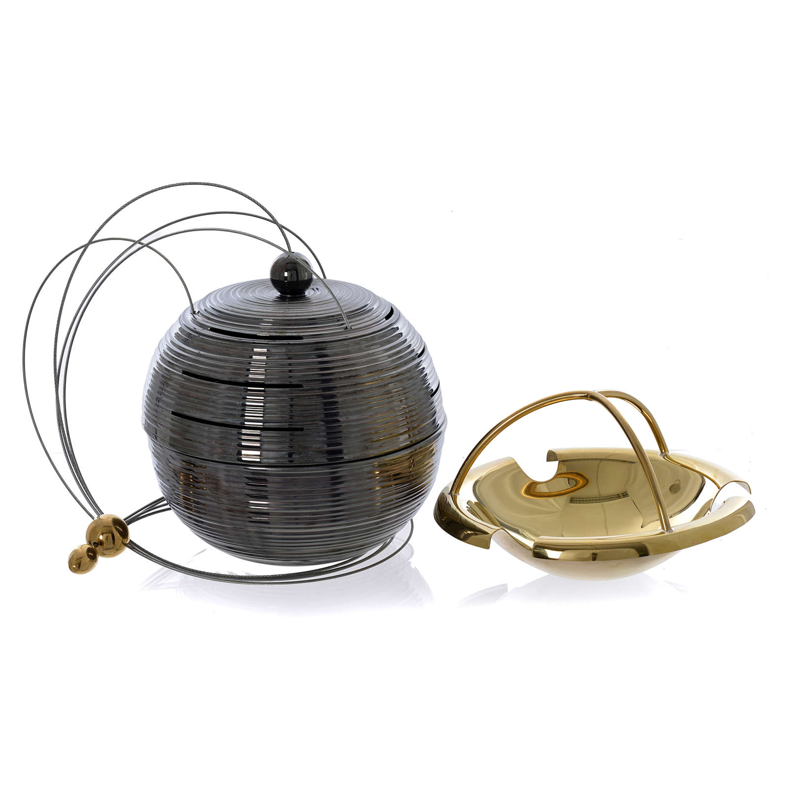 Thurible and Boat, Globus model 3