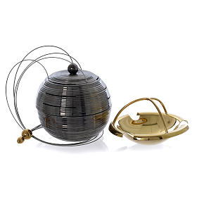 Thurible and Boat, Globus model s9