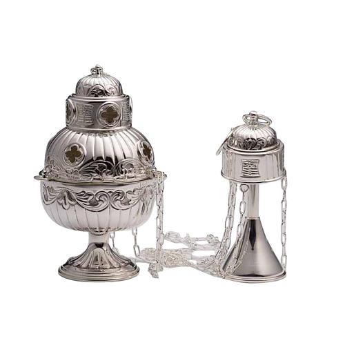 Turibolo argento 800 1