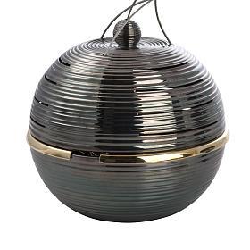 Encensoir Globus avec navette s8