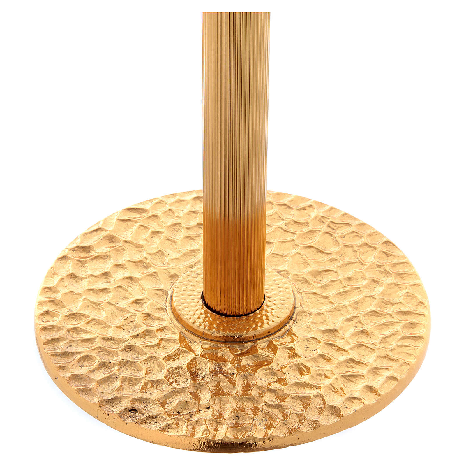Support pour encensoir en laiton doré 3