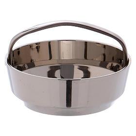 Encensoirs et navettes: Bol à encens en laiton diam. 5,5 cm