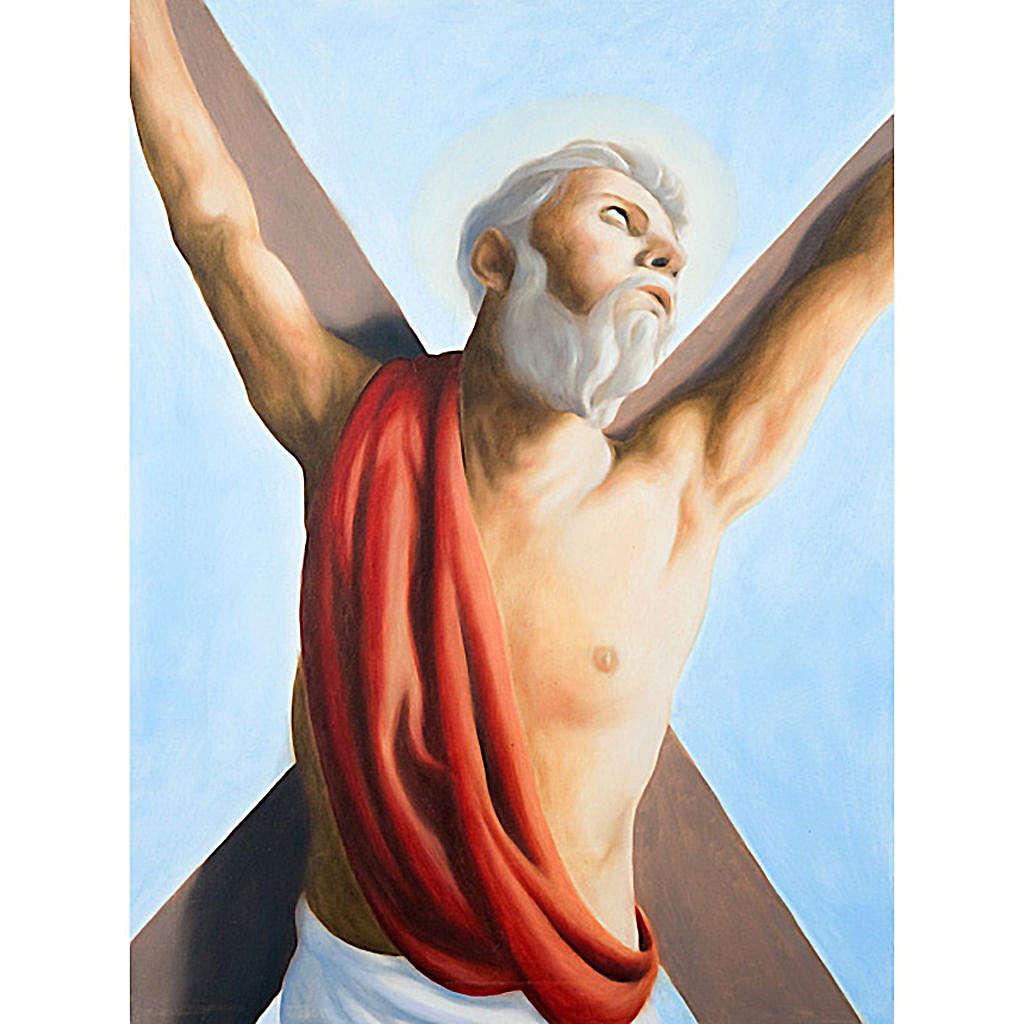 Quadro Apostolo Sant' Andrea 3
