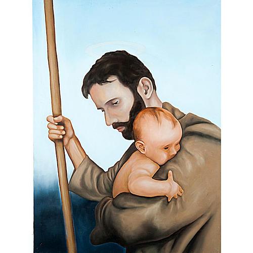 Quadro San Cristoforo 1