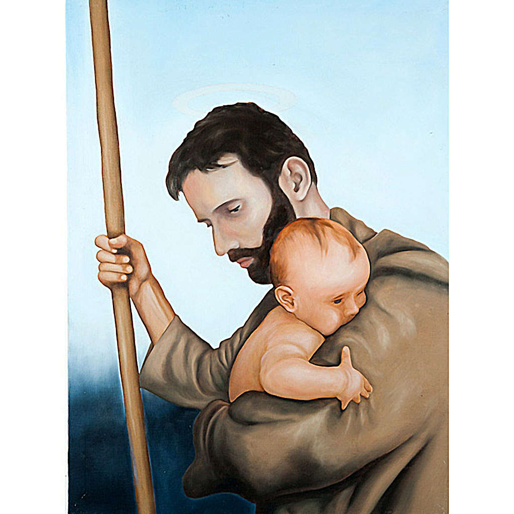 Saint Cristoforo 3
