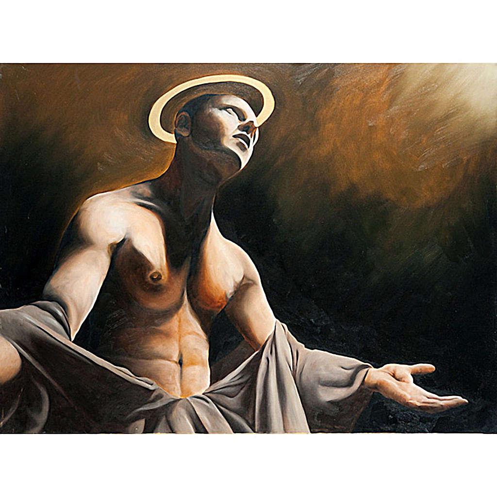 Quadro San Francesco d'Assisi 3