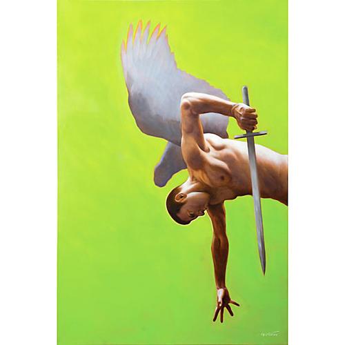 Picture, Saint Michael Archangel 1