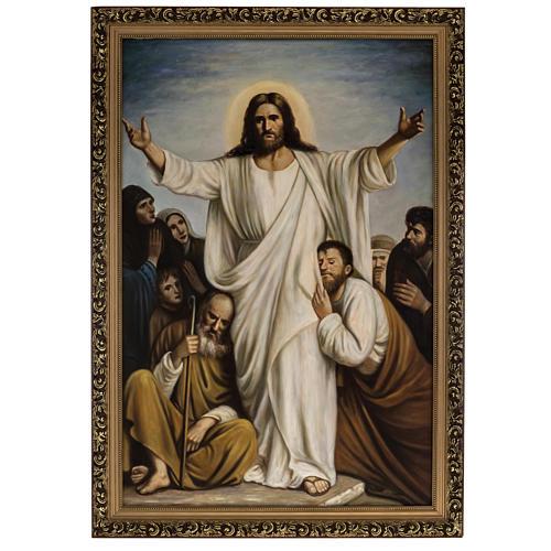 Risultati immagini per cristo risorto quadri