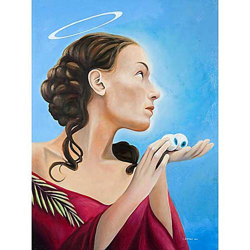 Quadro Santa Lucia 1