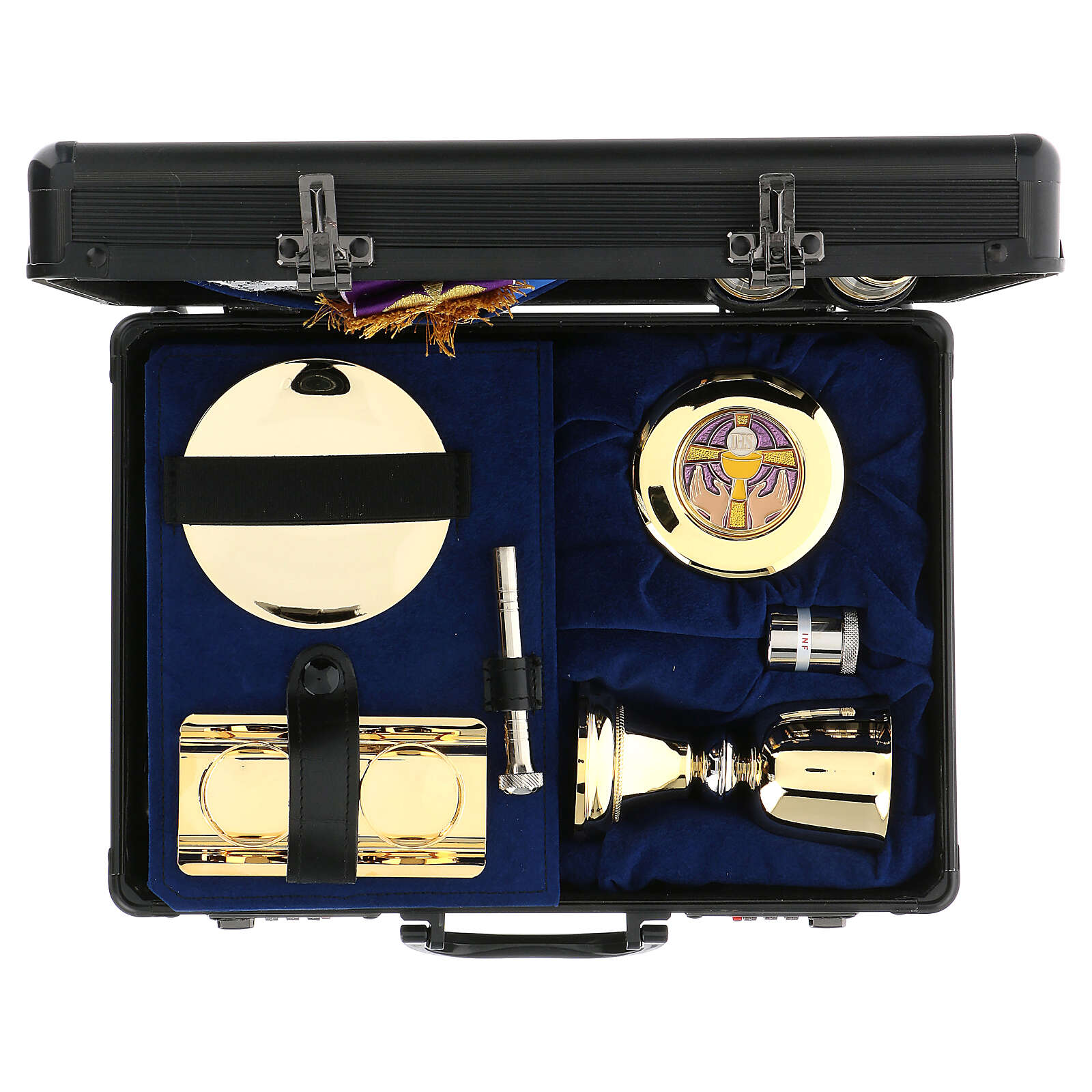 Mass kit case with amplifier 3