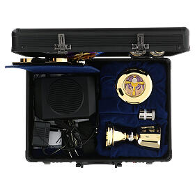 Mass kit case with amplifier s3