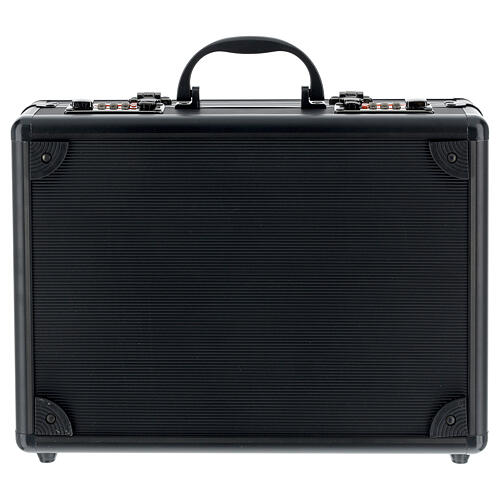 Mass kit case with amplifier 18