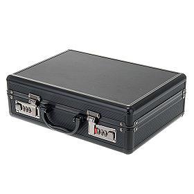 Podróżny zestaw liturgiczny z amplifikatorem, walizka s2