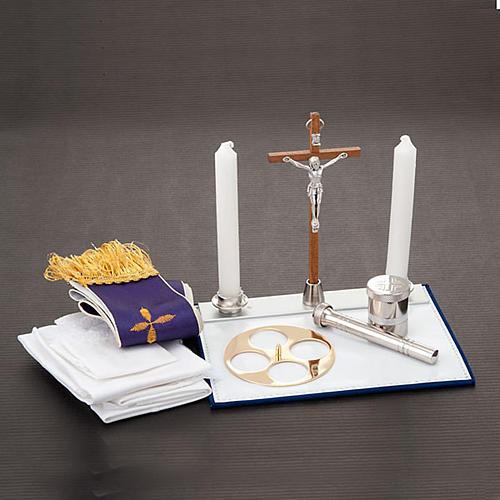Podróżny zestaw liturgiczny z amplifikatorem, walizka 4