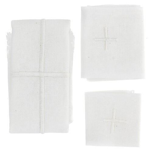 Mass kit soft leather bag 12