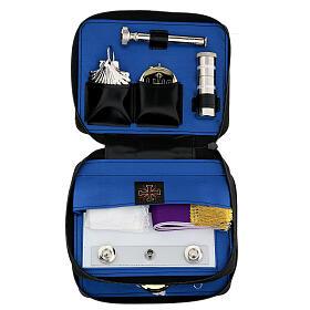 Travel Mass kits: Mass kit soft leather bag