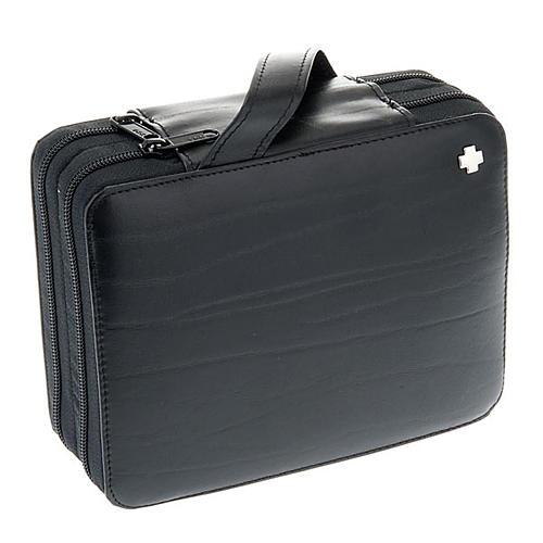 Mass kit soft leather bag 2