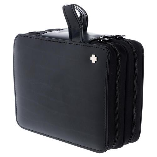 Mass kit soft leather bag 18