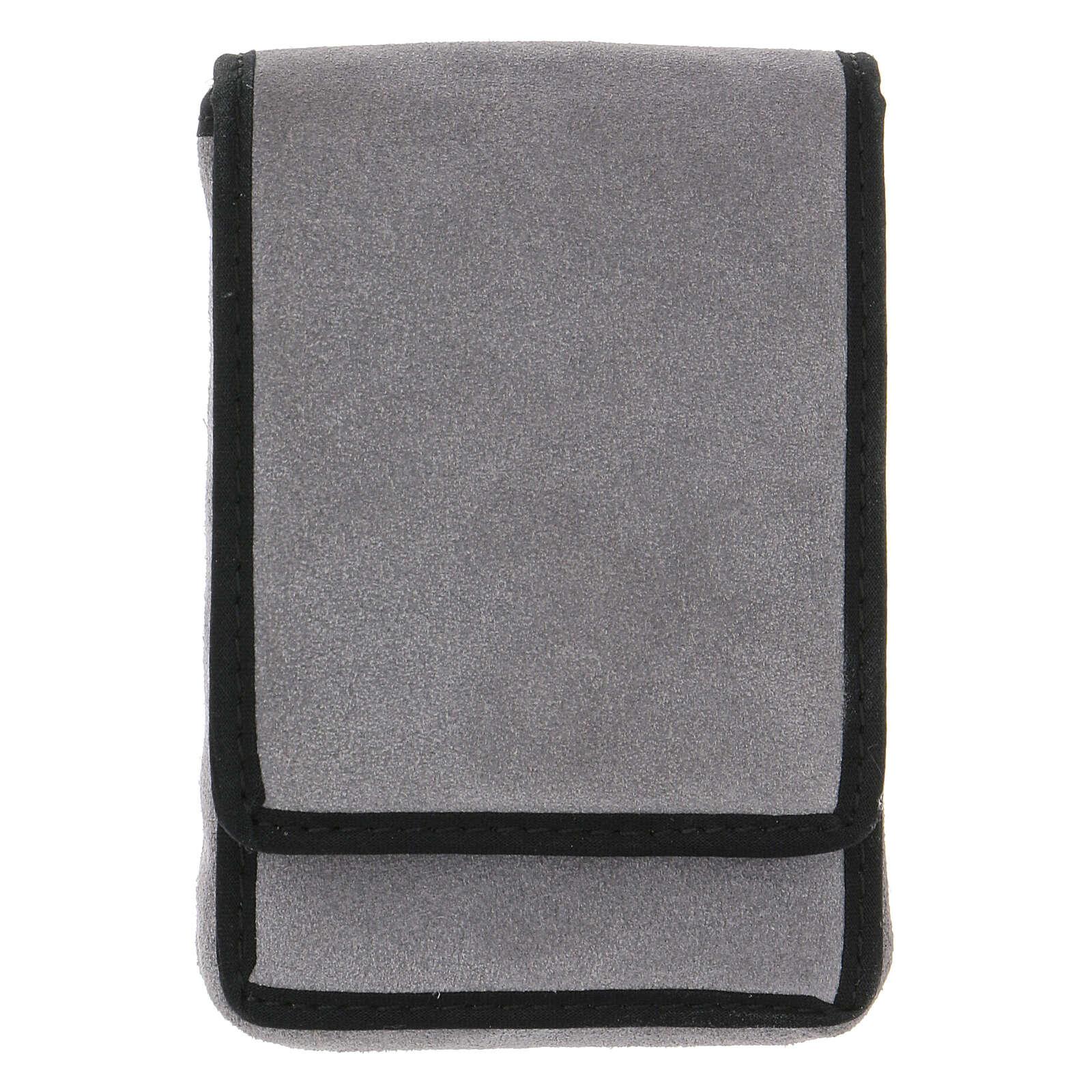 Sick call set chamois leatherette case 3