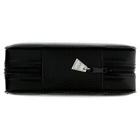 Viaticum set leather case with altar s12