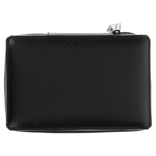 Viaticum set leather case with altar 11