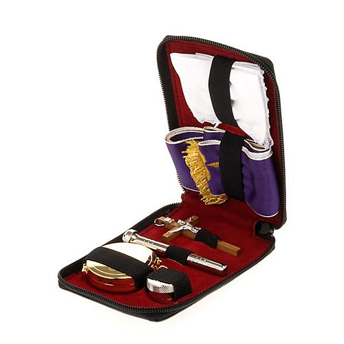 Sick call set leather wallet 1