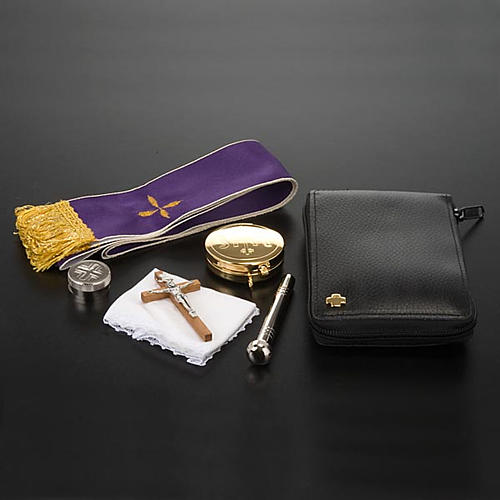 Sick call set leather wallet 3