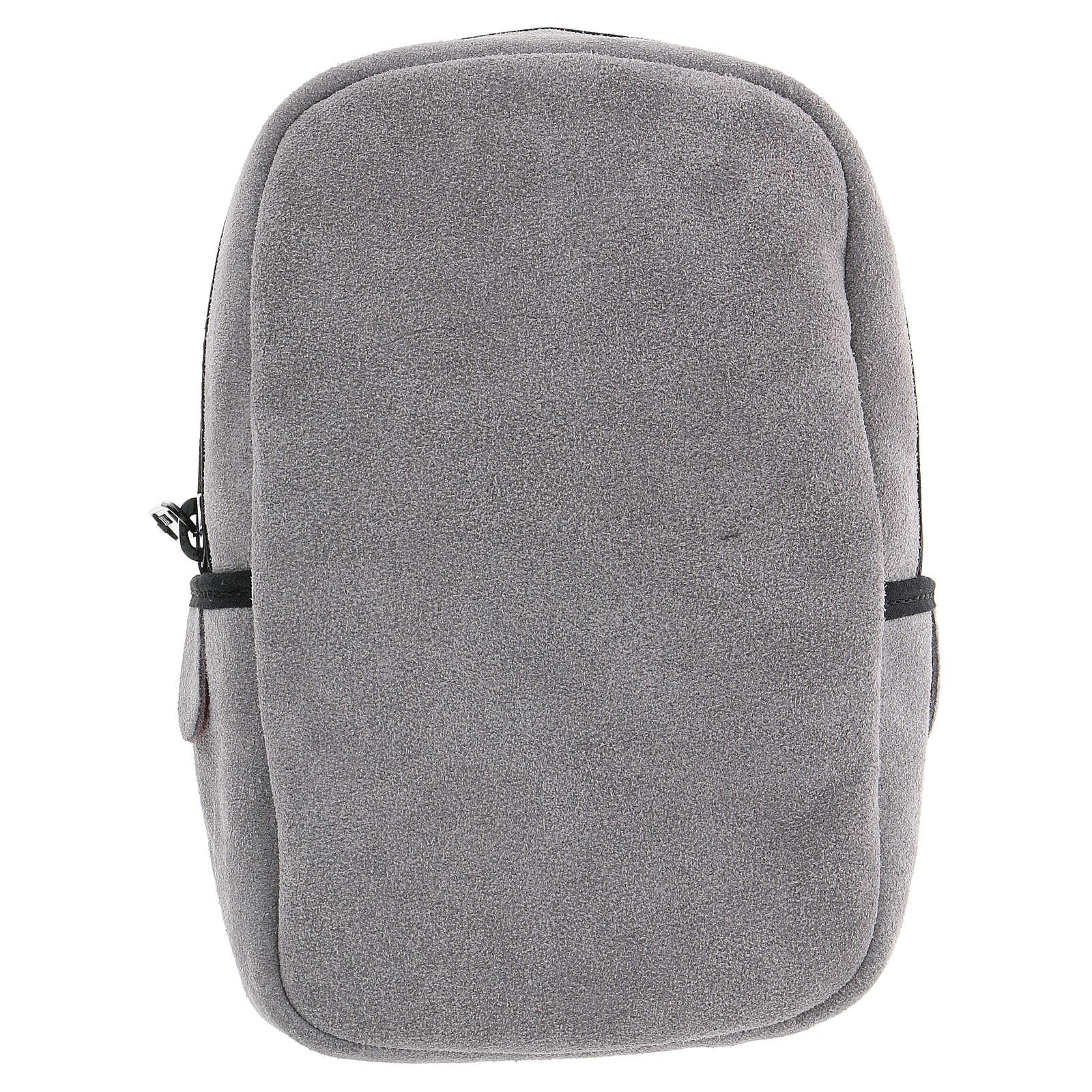 Minitasche fürs Zelebrieren fettgegerbt 3