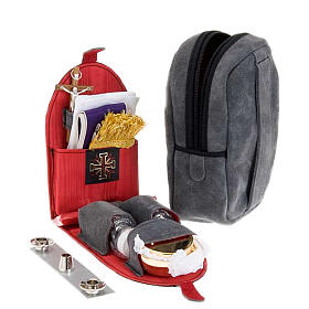 Travel Mass kits: Mass Set mini case suede