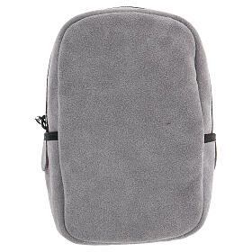 Pequeño bolso gamuzada para celebraciones s16