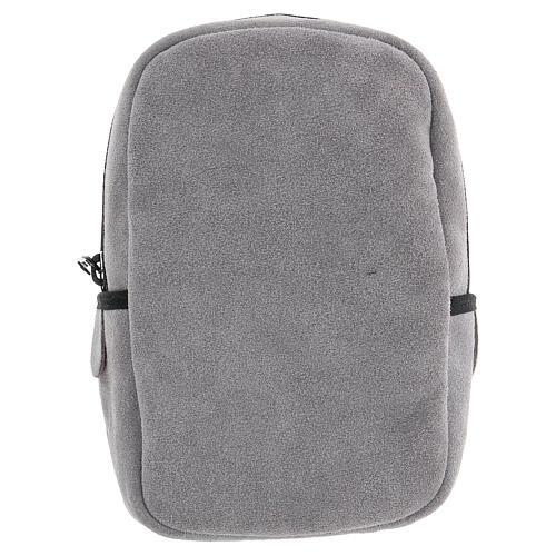 Pequeño bolso gamuzada para celebraciones 16