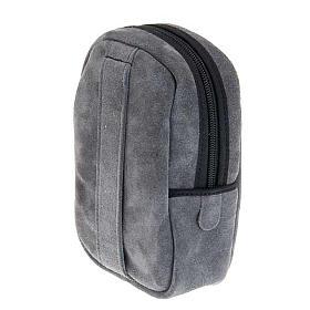 Mini borsello scamosciato per celebrazioni s2
