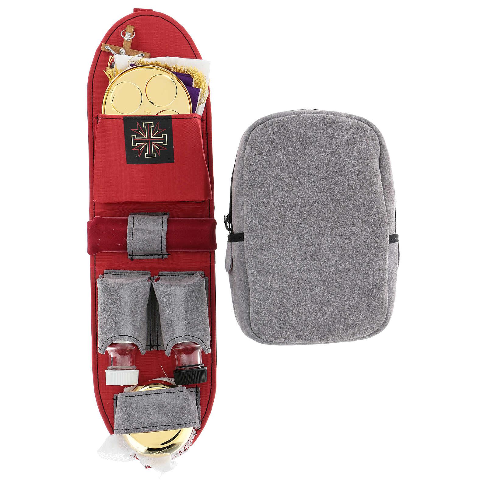 Mini bolsa de camurça para celebração 3