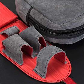 Mini bolsa de camurça para celebração s3