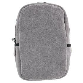 Mini bolsa de camurça para celebração s16