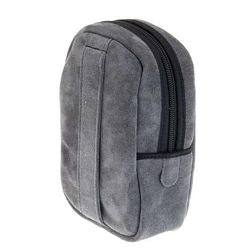 Mini bolsa de camurça para celebração 2