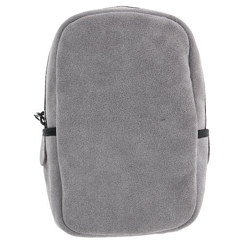 Mini bolsa de camurça para celebração 16